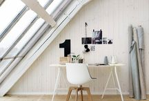 YOUR S T U D I O S / Images of beautiful studios and inspiring workspaces / by Shipshape Studio
