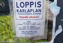 loppis i Stockholm tips