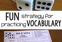 Writing and vocabulary