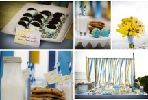 Cookies and Milk Party / by Mary Watson