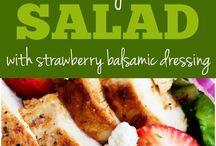 Summer salad ideas