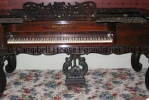 Campbell House Collections / Did you know the Campbell House Museum stands as one of the most accurately restored and originally furnished 19th century buildings in the United States? Here's just a smattering of the thousands of original Campbell items in our collection! Search the collection online at: www.campbellhousemuseum.org/collections