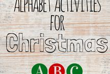 early childhood alphabet