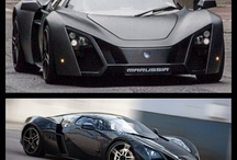 My dream cars