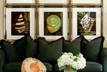 Walled Art / How many pictures is too many? / by Carol Thomson