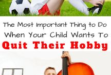 Parenting hacks