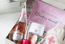 Will you be my Bridesmaid/Groomsman? / Ask your bridal party in style! I love the unique ways that couples are asking their attendants and showing them how special they are! / by Jessika Feltz | Jupiter and Juno