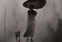 rains`smell
