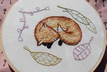 Hoops Galore! (embroidery) / by Tina