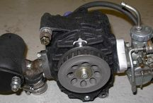 minibike supercharger