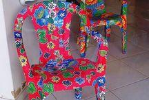 cadeira decorafa