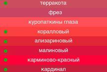 Цветовое сочетание