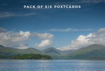 Beautiful Loch Lomond / We love the Loch Lomond scenery, stunning throughout the seasons. Our Gift from Loch Lomond range includes scenic pictures and experiences.