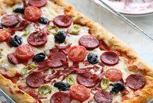 Tepsi pizası