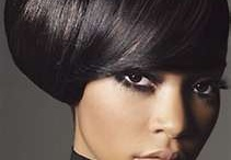 lovely hairstyles / Very nice modern  STYLES with an edge!