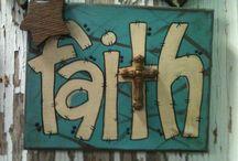 Christian Living/Crafts / by Karen St Clair