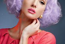 Hair/Makeup / by Ada Chen