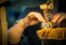 Handcrafted in Italy / Being a craftman is more than a job. It's pure art that brings precision and creativity together