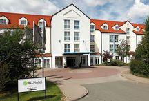 H+ Hotel Erfurt / => Ehemals das RAMADA Hotel Erfurt