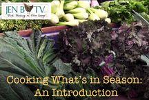 Peak Season Produce
