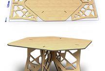 Wood Craft - Plywood Furniture