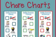 Chore ideas / by Danielle's Crafts N more