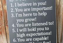 motivational classroom