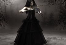 Gothic Art & Photography