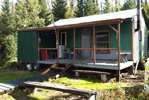 Fishing Camps - Cabins - Chalets / All our cabins are comfortable and you'll catch many walleye and northern pike. Choose between 14 fly-in destinations to fish in Northern quebec