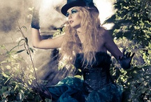 Alice in Wonderland Bride