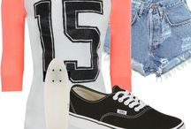 longboard outfits