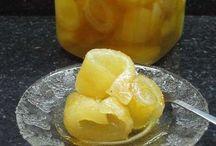 γλυκα κουταλιου λεμονι πορτοκαλι κτλ
