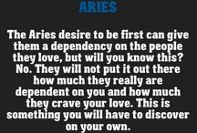 Aries that's me / by Heather Howe