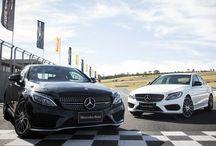 Mercedes-Benz C43 AMG Coupé e C63 S AMG Coupé