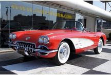 1953-1962 Corvettes / All Straight Axle Corvettes- Some pictures are our current inventory, others are ones we are drooling over as well