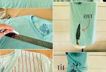 Modernização de roupas