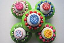 Drawer Pulls / You can turn a dull and drab piece into something exciting with simple drawer pulls.