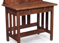 Stickley Brothers / Arts and Crafts era furniture