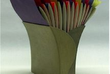 BOOKBINDING, BOXES, TUTORIALS, TOOLS / by .Liesbeth.