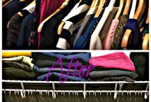 Closets by PLS / Closet Organization and more by Piece, Love and Sole
