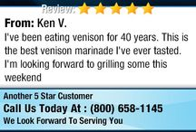 Customers who love Tastefully Done Marinade / Reviews from our customers.