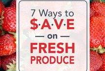 Frugal Living / Tips and tricks to save money on everyday things.