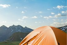 Outdoor stuff / For cool outdoor activities such as camping