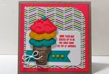 Stampin' Up! cards Sprinkles of Life RMHC charity stamp set