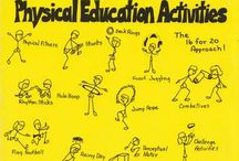 Physical Education / by Julie Eitelgeorge