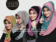 Qolby Online Shop / Toko Busana Muslim