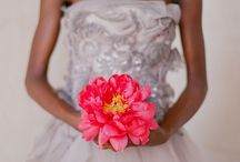 Wedding Bouquet : S I N G L E  F L O W E R