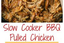 Pulled chicken