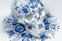 skull & antler