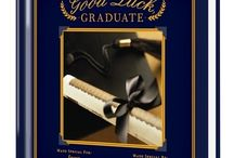 Congratulations Graduates! / Whether graduating from kindergarten or college, make sure your loved one knows you will always support and celebrate them! Give a Put Me in the Story personalized book to share your joy at their graduation and provide them with a keepsake for this special time.